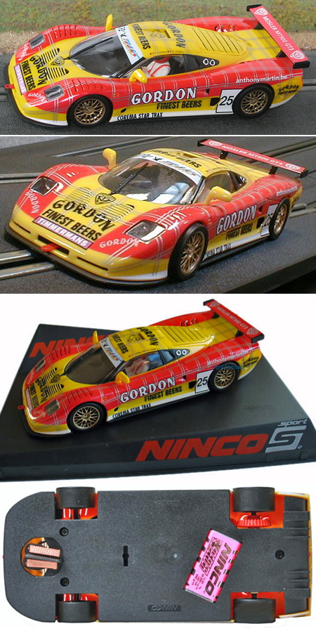 "Ninco 50576 Mosler MT900R ""Gordon"""