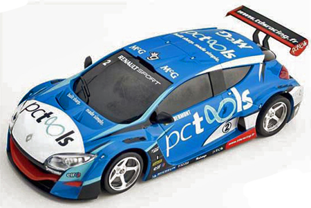 "Ninco 50605 Renault Megane Trophy Lightning ""PC Tools"""