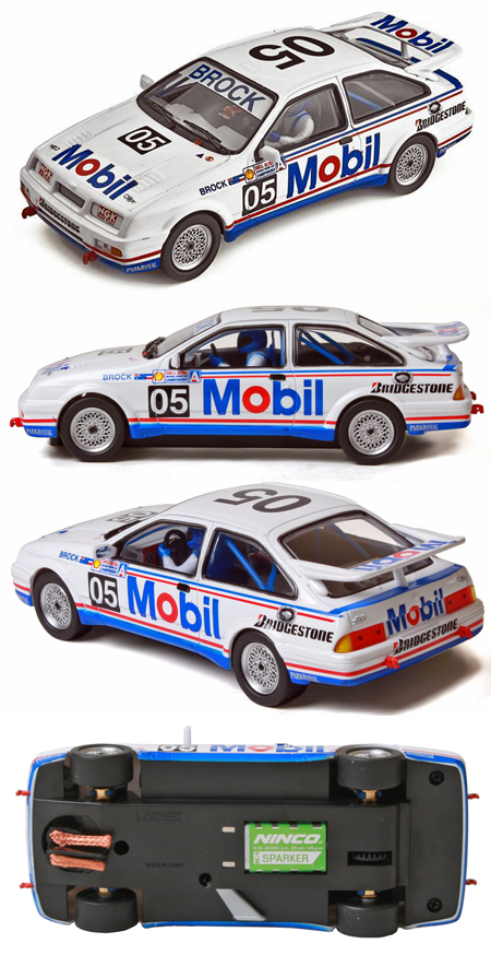 "Ninco 50610 Ford Sierra, ""Mobil 1"" livery"