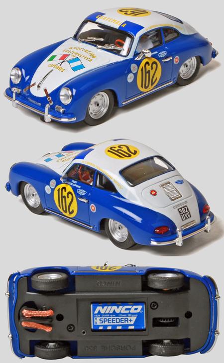 Ninco 50616 Porsche 356, Caminos -