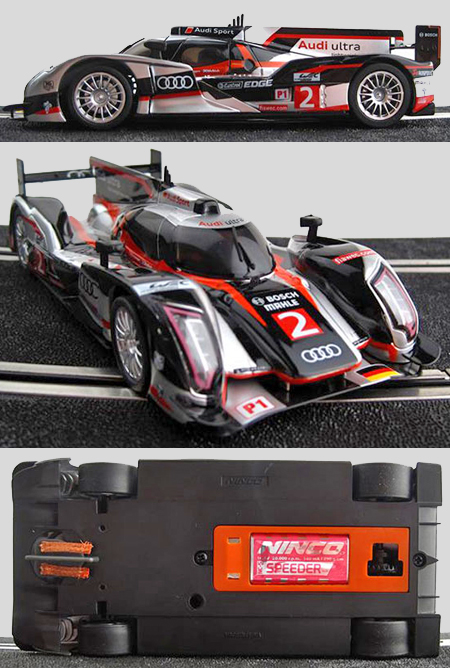 Ninco 50617 Audi R18, Silverstone WEC, Lightning