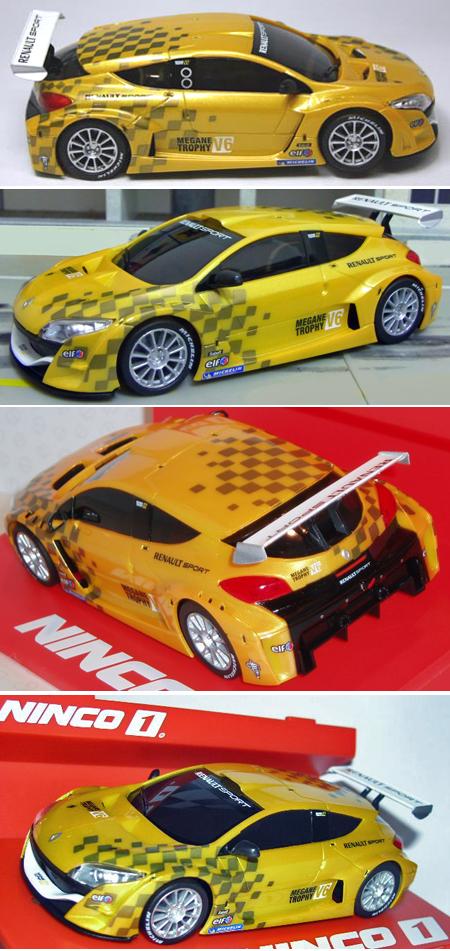 """Ninco 55039 Megane Trophy """"V6"""""""