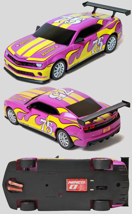 "Ninco 55081 Camaro GT, ""Flame"", Ninco1"