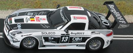 Ninco 55084 Mercedes SLS GT3 Kizteile, Ninco1