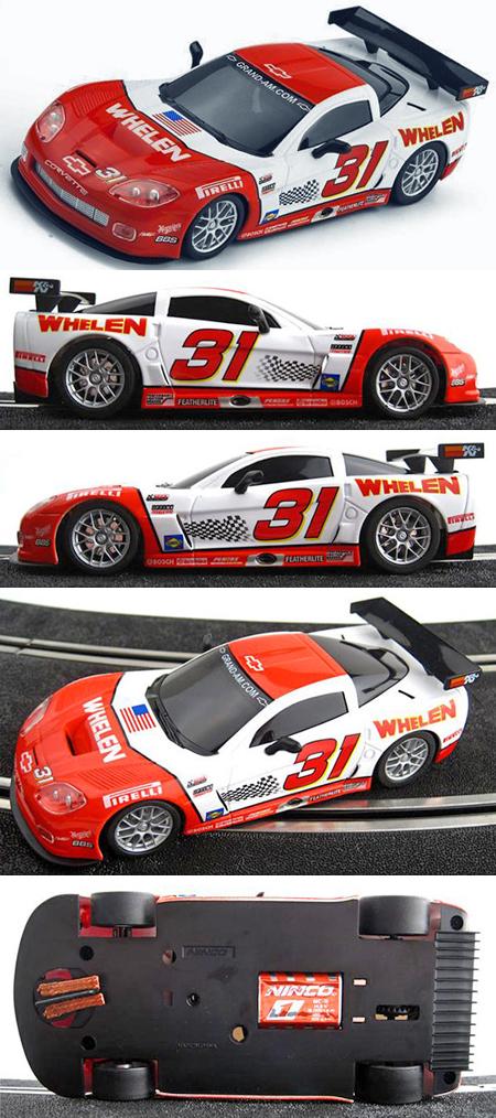 Ninco 55086 Corvette C6R whelen, Ninco1