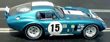 Cobra Daytona coupe, 1964 LeMans GT winner, Monogram 85-4860