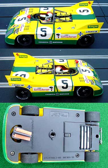 Fly 88281 Porsche 908-3, LeMans 1972