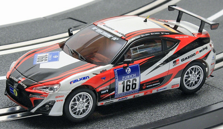 Kyosho 90101 Toyota 86 with X-Speed motor
