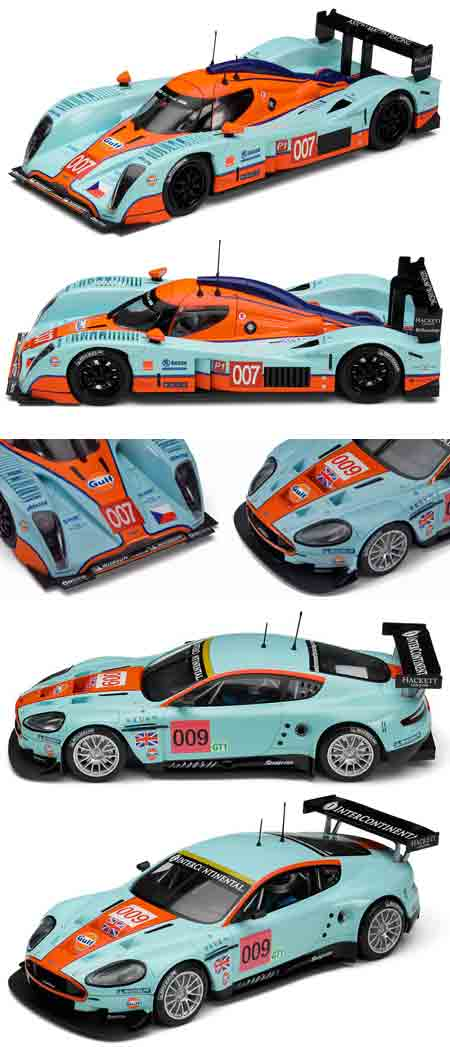 Scalextric C3055A Aston Martin Racing 2-car set