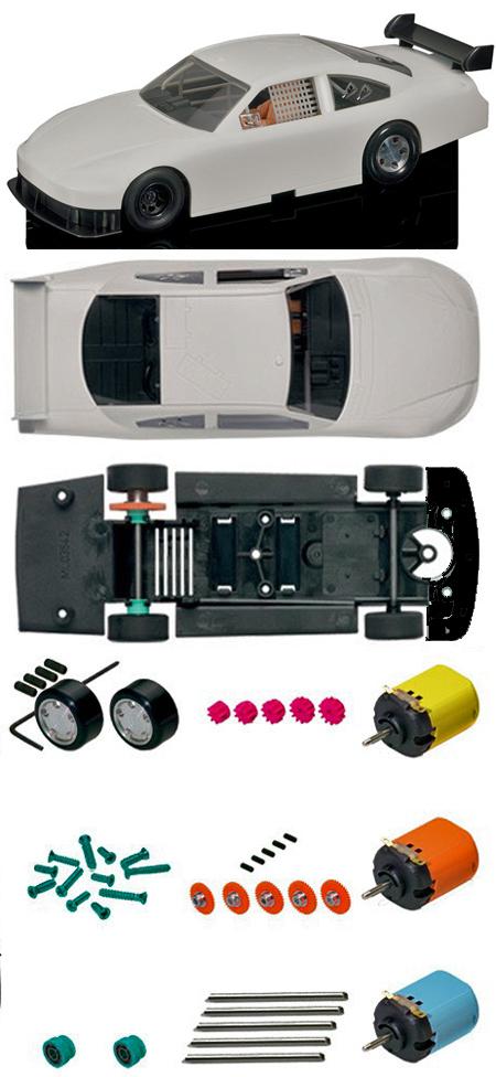 Scalextric C3083 Chevrolet COT KIT