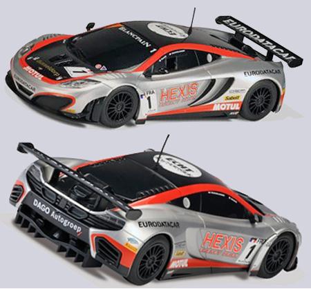 Scalextric C3382 McLaren F1 GTR, FIA GT1, 2012