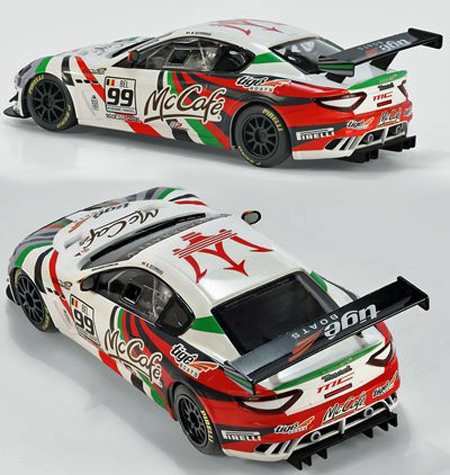 Scalextric C3388 Maserati Trofeo #99