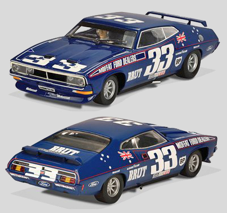 Scalextric C3402 Ford Falcon XB , Alan Moffat, Bathurst 1974