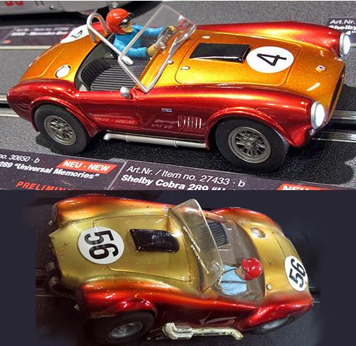 MSC : Slot Cars, Slot Car Track Sets, Digital Slot Cars