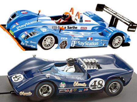 EDSET-27 McLaren M6B & Avant Slot Pescarolo 2-car pack