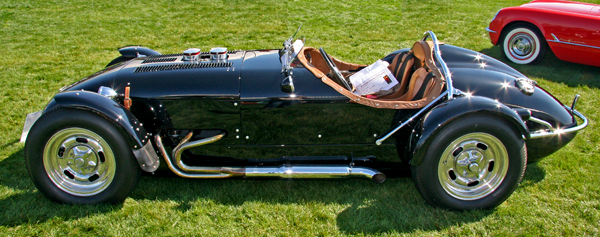 Electric Dreams Goes To The Kirkland Concours D Elegance Slot