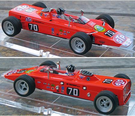 Proto slot MN004/1-70 Lotus 56 STP, Indy 500, RTR