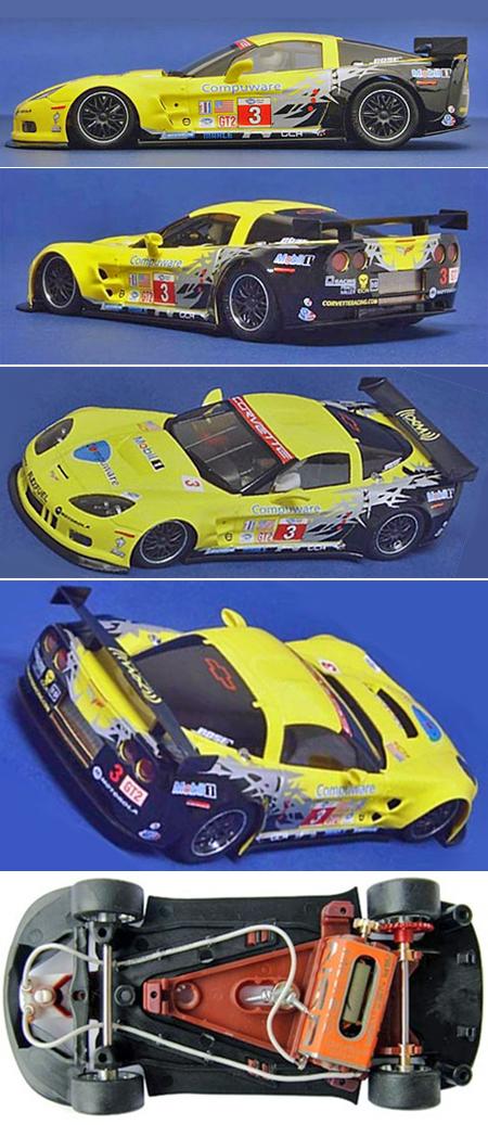 NSR 1083 Corvette C6R GT2 Sebring 2010 #3