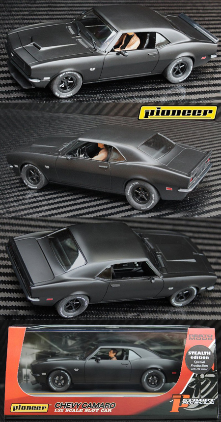 Pioneer P042 Stealth Camaro 427SS