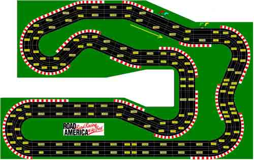 Gallery For gt Cartoon Oval Race Track
