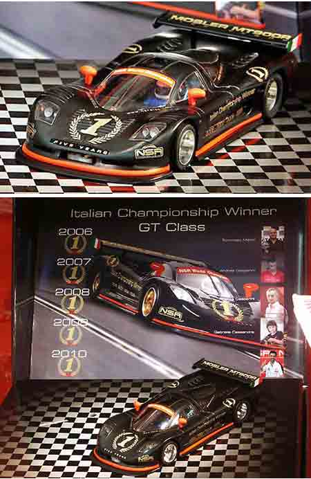 NSR SET05 Mosler, championship commemorative model