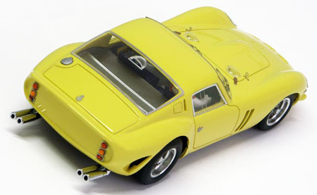 Racer SL05Y Ferrari 250 GTO yellow road car