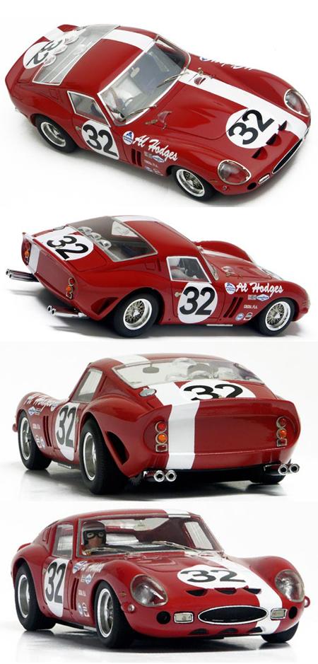 Racer SL06 Ferrari 250 GTO, Daytona 1964