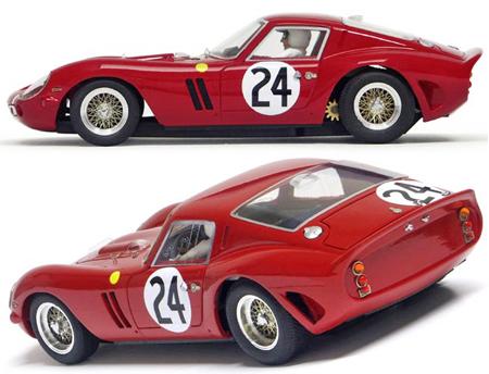 Racer SL09 Ferrari 250 GTO, LeMans 1963, Beurlys / Langlois