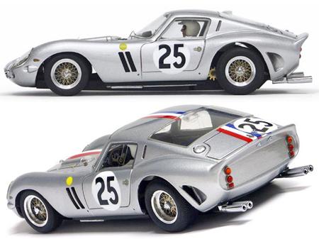 Racer SL10 Ferrari 250 GTO, LeMans 1963, P.Dumay / Elde