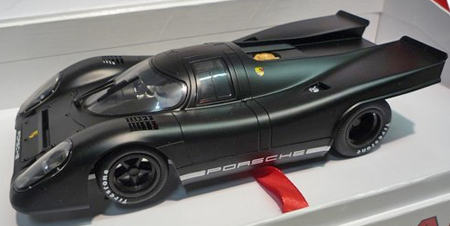 BRM 024 Porsche 917 , black, 1/24 scale, Slotlandia limited edition