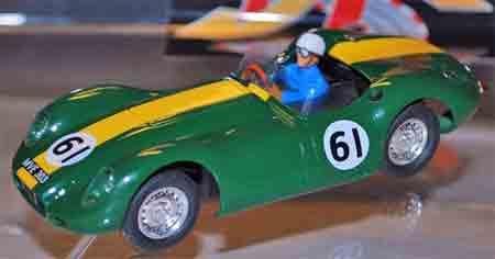 """BSR024 Lister Jaguar """"Knobbly"""" 1958"""