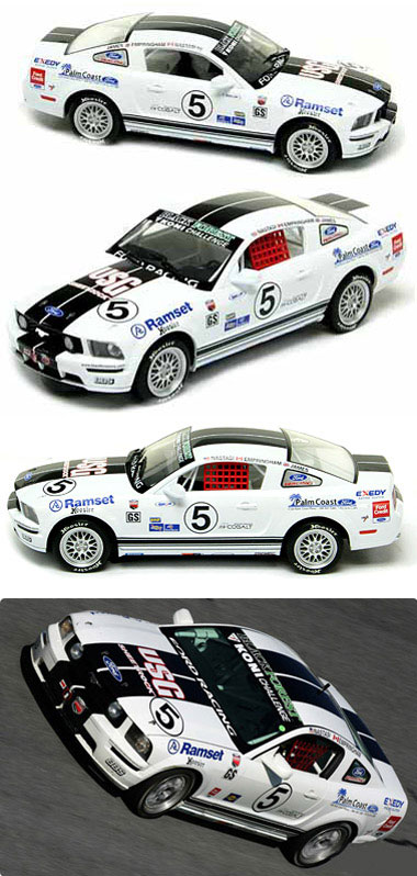 Scalextric Ford Mustang FR500C