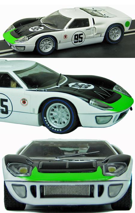 Scalextric C3231 Ford GT40 MkII, Daytona 1966