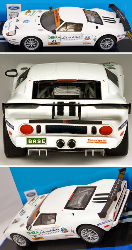 Scalextric C3290 Ford GT, Lambda Performance