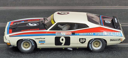 Scalextric C3303 Ford Falcon GT, Alan Moffat