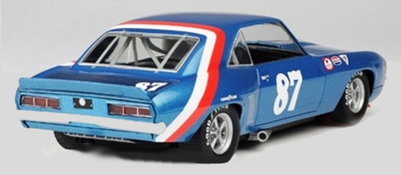Scalextric C3430 1969 Camaro, Jerry Petersen