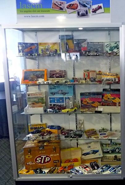 La slot car museum
