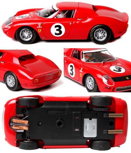 Fly F02102 Ferrari 250LM, 1966 (C) [F02102]