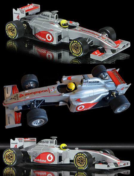 Allslotcar by Ostorero GPF03 McLaren F1 RTR car
