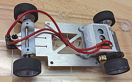 KR01 sidewinder chassis