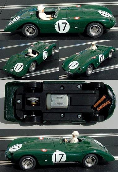 MMK 21 1952 Jaguar C-Type 1952 Le Mans
