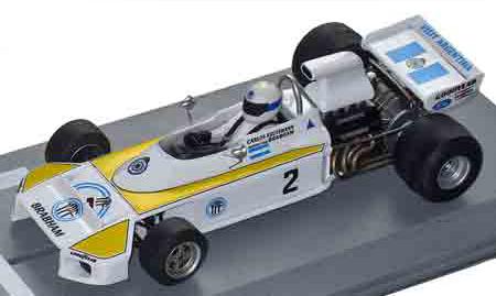 Proto Slot MN003/2 Brabham BT34 , RTR