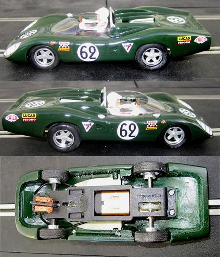 GMC Nomad MkII LeMans 1969
