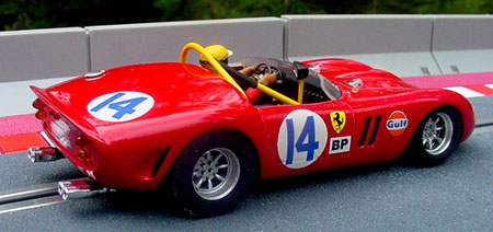 Fly Ferrari GTO roadster