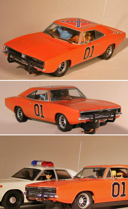 Pioneer P016 General Lee Charger. Preorder now!