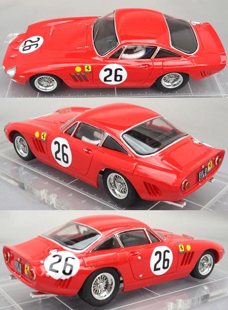 PSK 007-2 Ferrari 330LMB, LeMans 1963, race #26 - $229.99