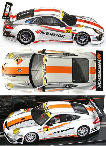 Scale Auto SC7040 Porsche 911 RSR, Super GT 2011, 1/24 scale