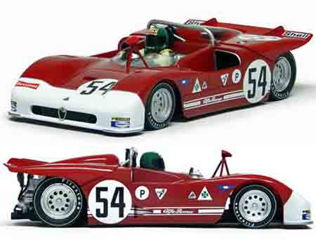 Slot It SICA11C Alfa Romeo 33/3, 1971