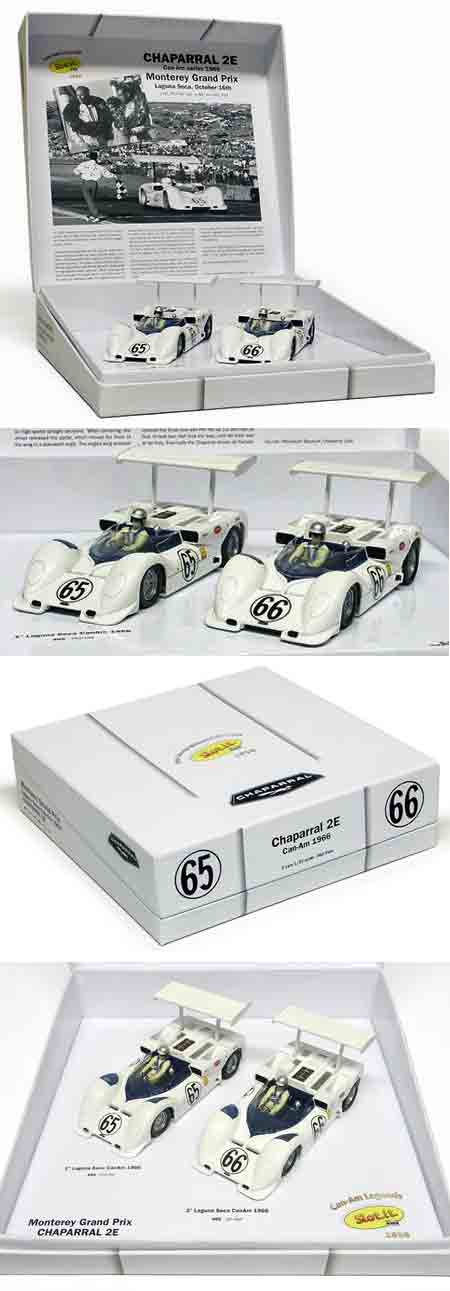 Slot It SICW08 Chaparral 2E 2-car set