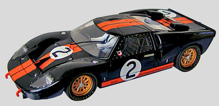 Slot It SISC20A Ford GT40 MkII, very limited edition